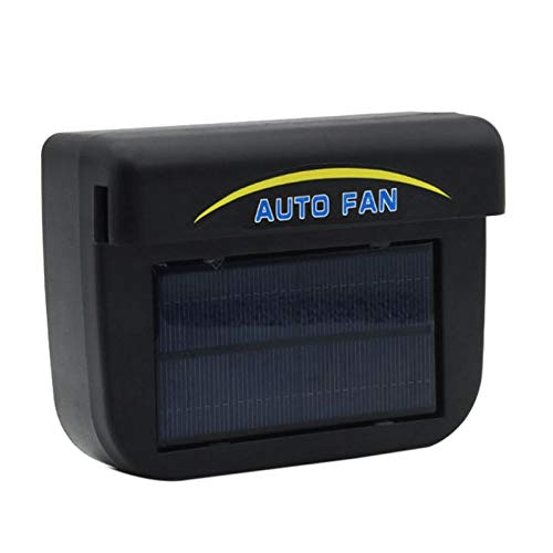 TOOGOO Solar Powered Car Window Windshield Auto Air Vent Cooling Cool Fan Auto Ventilator Cooler System (Auto Vent)