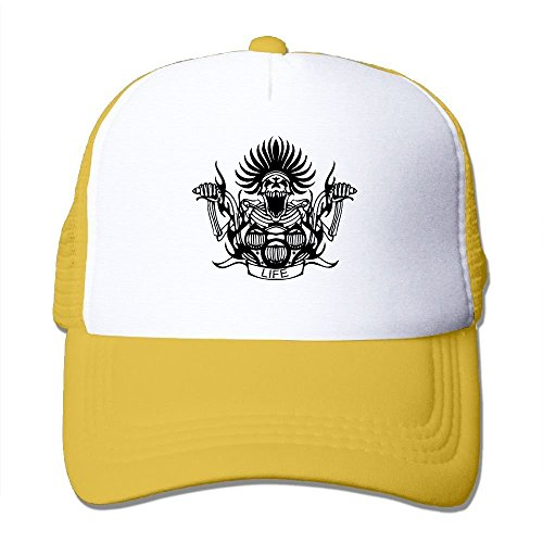 Taille Shop Have béisbol Gorra amarillo Amarillo You hombre unique de para RwwBxzZ5q