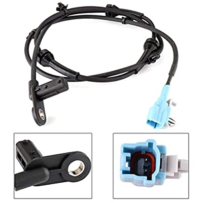 FEIPARTS ALS348 Left & Right & Rear Anti-lock Braking System ABS Wheel Speed Sensor Replaces for 2004-2008 Nissan Maxima: Automotive