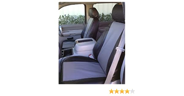 Astonishing Durafit Seat Covers Ch23 Gray Automotive Velour Seat Covers Chevy Suburban Tahoe And Gmc Yukon Complete 3 Row Set Front Buckets Middle 60 40 Split Machost Co Dining Chair Design Ideas Machostcouk