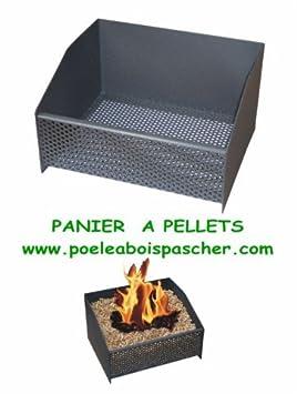 Panier A Pellets Amazon Fr Cuisine Maison