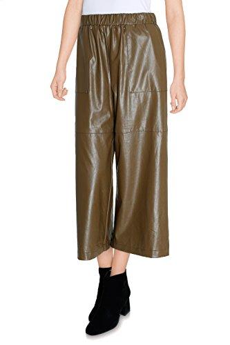 CHERRY PARIS - Pantalón - Pantalones - para mujer caqui