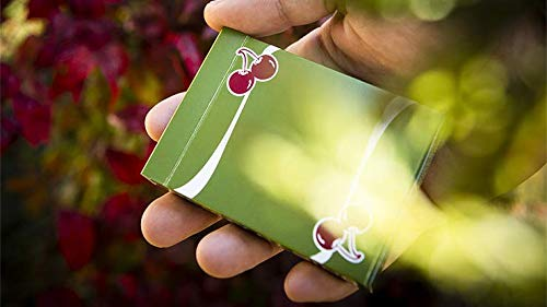 MTS Cherry Casino Fremonts Sahara Green Playing Cards by Pure Imagination Projects