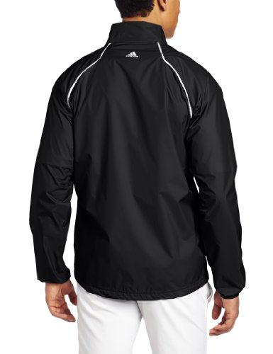 adidas Golf Men's Climaproof Rain Provisional Packable Jacket