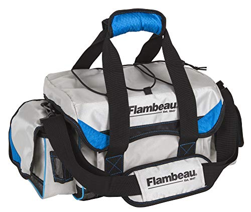 Flambeau Outdoors Coastal Series 4000 Tackle Bag, Medium Bag ()