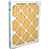 20 x 25 x1 air filter 12 pack - 20x25x1 Merv 11 Furnace Filter (12 Pack)