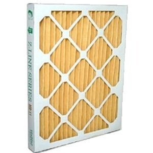 16x25x1 Merv 11 Furnace Filter (12 Pack)