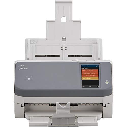 Screen Network (Fujitsu fi-7300NX Workgroup Scanner - Network Enabled, 4.3
