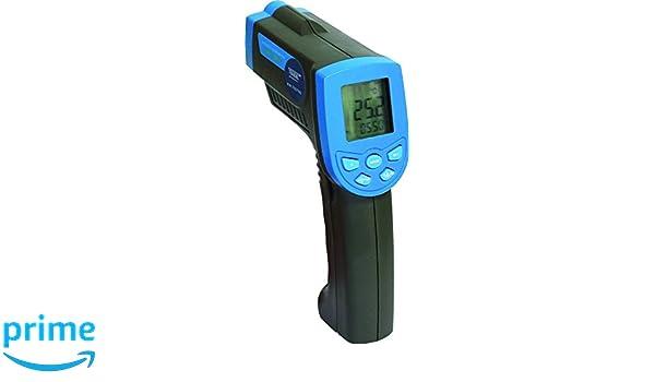 Vogel 640314 - Termometro laser infrarrojos digital: Amazon.es: Bricolaje y herramientas