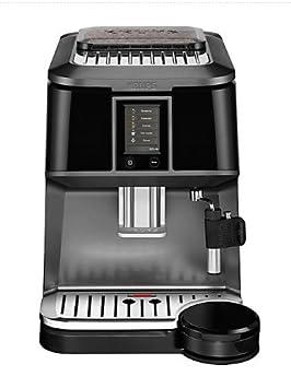 Krups Bean to cup EA8442 Independiente Totalmente automática Máquina espresso 1.7L 2tazas Negro, Acero