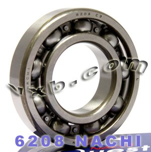 Ochoos 40mm Diameter Deep Groove Ball Bearings 18//6208 40mmX80mmX18mm Open ABEC-1 CNC,Motors,Engines,AUTO,Motorcycles,Roller Skates