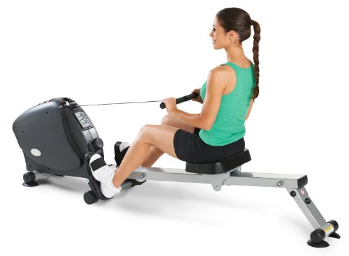 LifeSpan RW1000 Indoor Rowing Machine