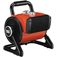 Black & Decker Ceramic Utility Blower Heater BDH-105