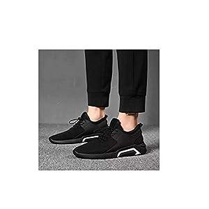 9yke Marpens Men's Black Casual Sneakers Shoes (26)