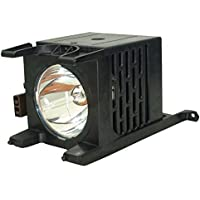 Roccer electrified Y196-LMP / 72514012X / 75007111 Replacement Lamp with Housing for Toshiba TVs