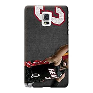 Samsung Galaxy Note 4 ZEm30109edXv Allow Personal Design Vivid Miami Heat Pictures Shock-Absorbing Hard Phone Case -AlainTanielian