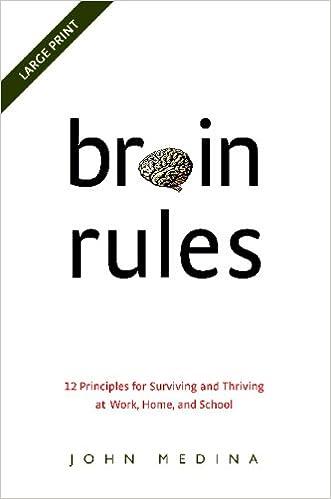 джон медина правила мозга скачать pdf