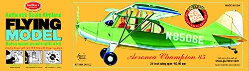 (Guillow's Aeronca Champion Balsa Model Airplane Model Kit)