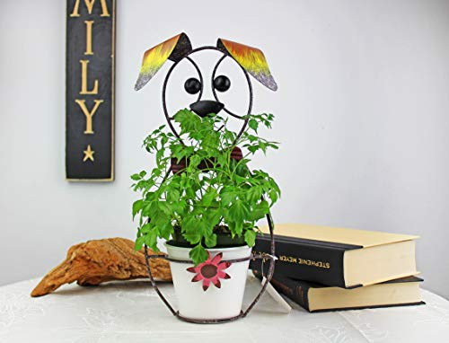 - NW Wholesaler - Metal Animal Shaped Plant Stand for 4