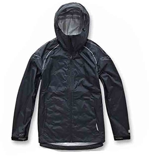 ALPINESTARS Alpinestars Qualifier Rain Jacket Black 10021152110AS