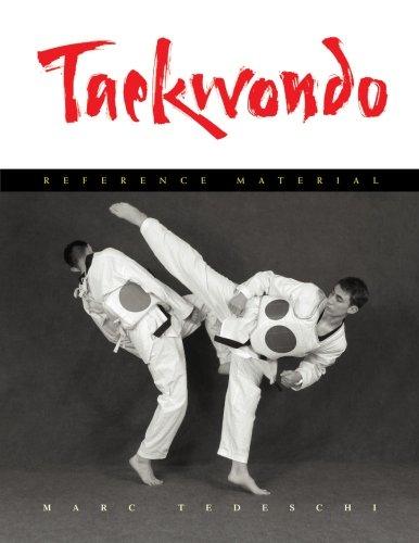 Taekwondo Reference Material [Tedeschi, Marc] (Tapa Blanda)