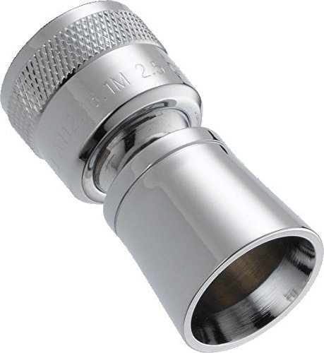 Delta 52654 PK Single Spray Shower Chrome