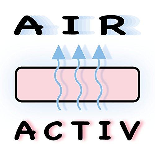 blau AIR IWH 871953 Kinder-Reise-Matratze