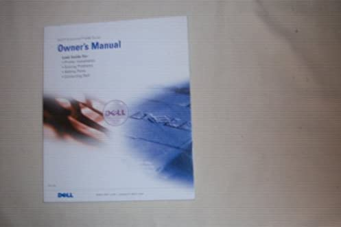 dell dimension 8300 series owner s manual dell corp amazon com books rh amazon com dell dimension 8300 maintenance manual