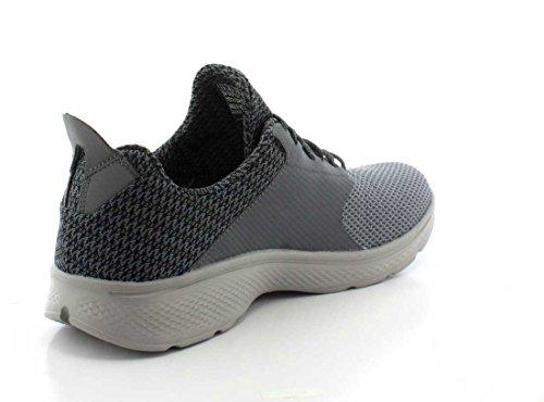 Skechers Charcoal GO 4 Walk Instinct 54170 rFrqaRHxw