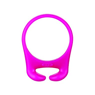 OXO Good Grips Silicone Razor Holder, Pink