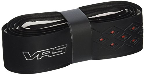Baseball Bat Grip (Easton VRS Grip, Black/Red)