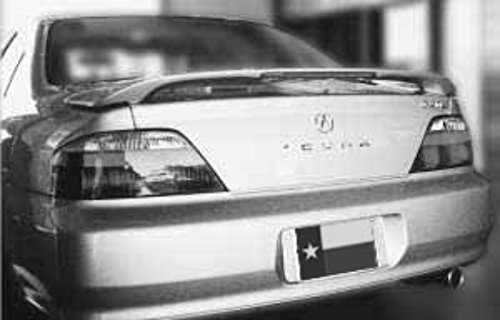 2001 Factory Spoilers - DAR Spoilers FG-222p 1999-2003 Acura TL Factory Post Lighted Spoiler44; Painted
