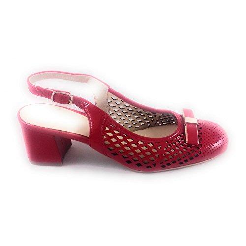 ara Zapatos de Vestir Para Mujer Rojo Red