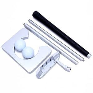Amazon.com : Executive Complete Indoor Golf Putter Gift Set Shaft ...