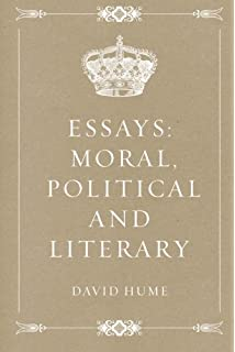 hume political essays cambridge texts in the history of essays moral political and literary
