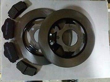 Version 2 Bremsbeläge hinten für Microcar MC1