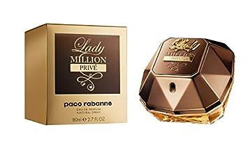 Paco Rabanne Lady Million Prive Eau de Parfum, 2.7 Ounce
