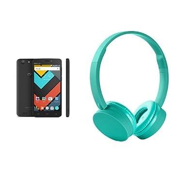 "Energy Sistem MAX 4000 - Smartphone de 5"" + Energy Sistem BT1 - Auriculares Bluetooth"