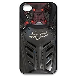 THYde Custom Your Own Fox Racing iPhone 6 plus 5.5 Case , personalised Fox Racing Iphone 4 Cover ending Kimberly Kurzendoerfer