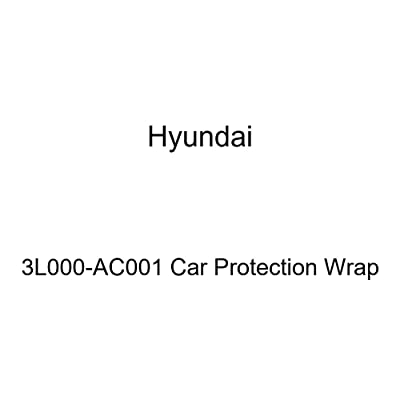 HYUNDAI Genuine 3L000-AC001 Car Protection Wrap: Automotive