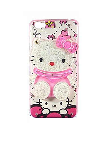 f5ad4f9c7 Aarnik Cute Makeup Mirror Soft Kitty Back Cover for: Amazon.in: Electronics