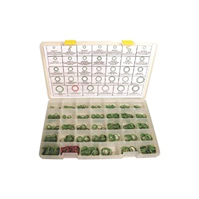 TSI Supercool OR350 Deluxe A/C HNBR O-Ring Assortment - 350 Piece: Automotive