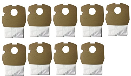 uum Bags For CO711 Canister Vacuum (Micro Clean Vacuum Bags)