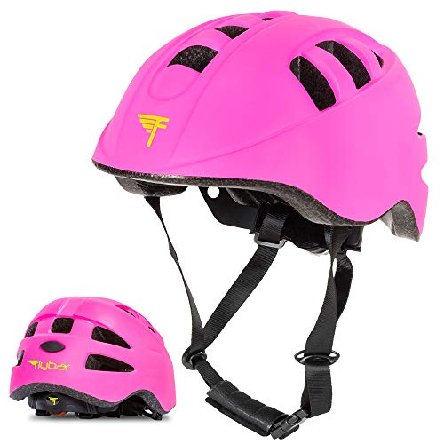 (Flybar Junior Helmets for Kids (Pink, Small))