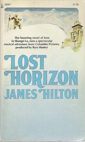 James Hilton Ebook