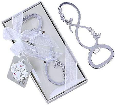 Bottle Opener Love Forever Wedding Favors Gift Guests Souvenirs Supplies Q