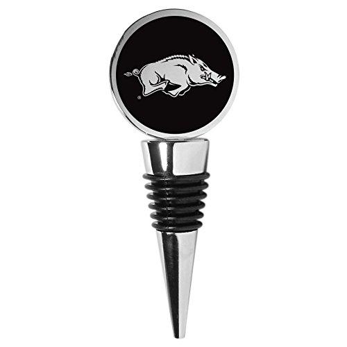 Siskiyou NCAA Arkansas Razorbacks Wine Stopper (Arkansas Seal)