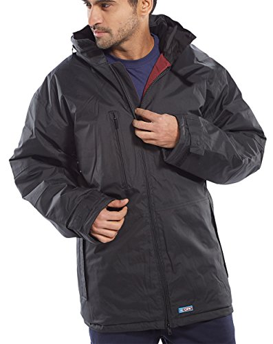 B Dri Weatherproof Mercury Jacket Black - Small