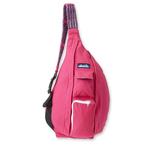KAVU Rope Bag, Peony, One Size (Apparel Peony)