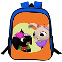 Zaino Bing Scuola Asilo Materna Zainetto per Gite di Bambini (arancio) (arancione)